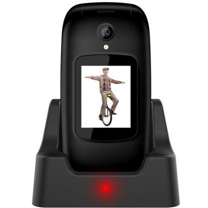 EVOLVEO EasyPhone FD black